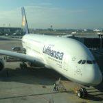 Lufthansa A380 101