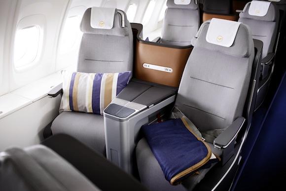 Lufthansa A380 New Business Class Retrofit Status - One ...