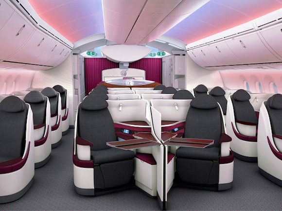 qatar airways gravid