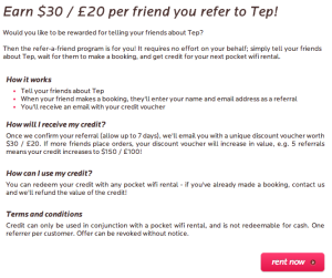 Tep Wireless Referral