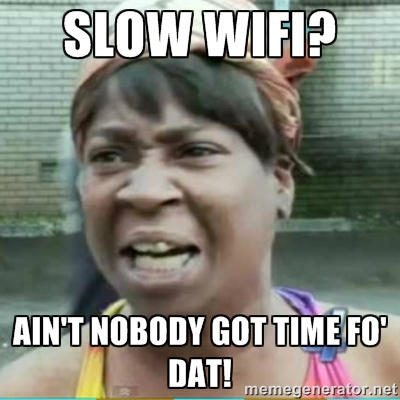 Sweet Brown Wifi