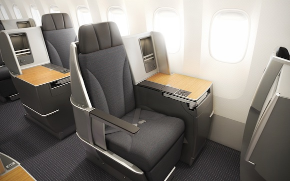 American 777 200 New Business Class Seat One Mile At A Time