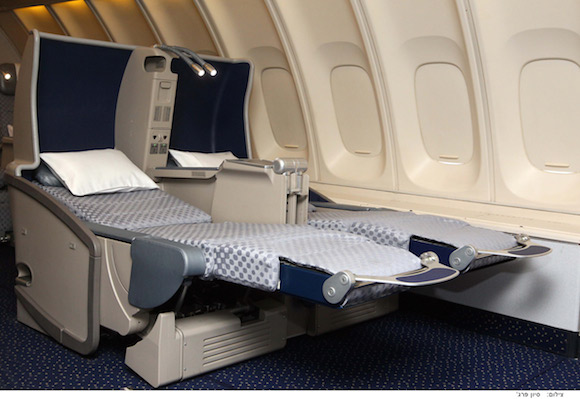 El Al New 747 Business Class One Mile At A Time