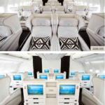 Fiji Airways Business Class