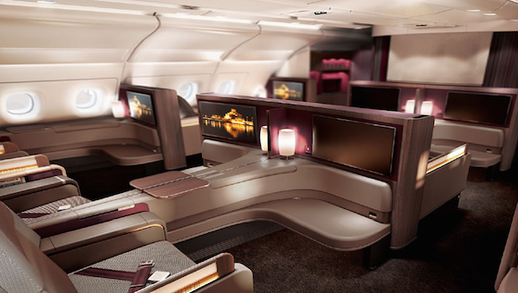 Qatar Airways A380 First Class Revealed One Mile At A Time