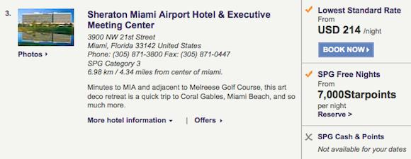 Sheraton-Miami-Airport-Rate