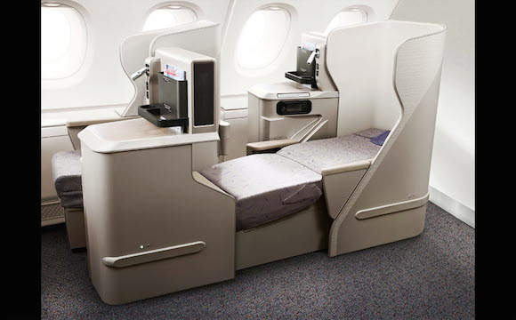 Asiana A380 First U0026 Business Class Revealed - One Mile At A Time