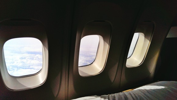 Lufthansa-Windows