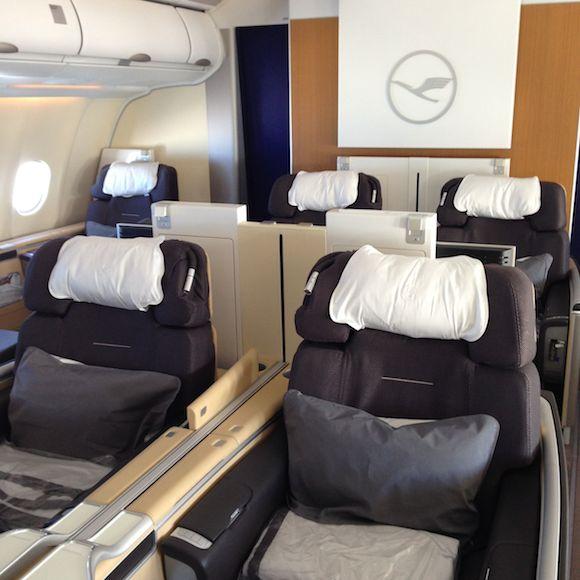 Lufthansa First Class A330 15