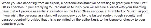 Lufthansa Ground Services