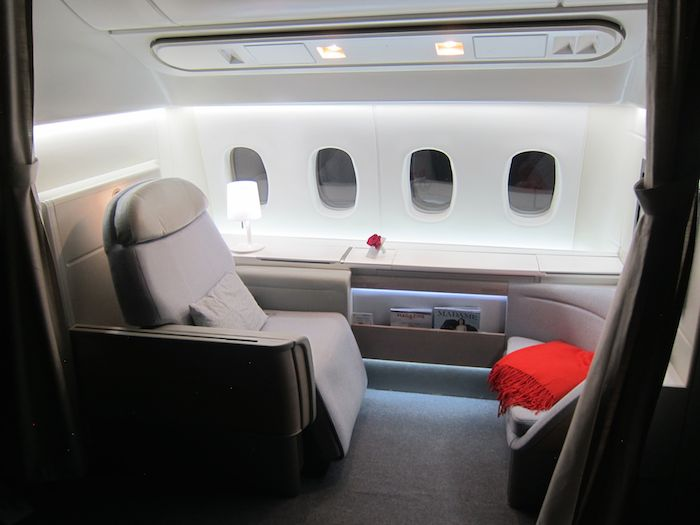 Air France First Business Class 43