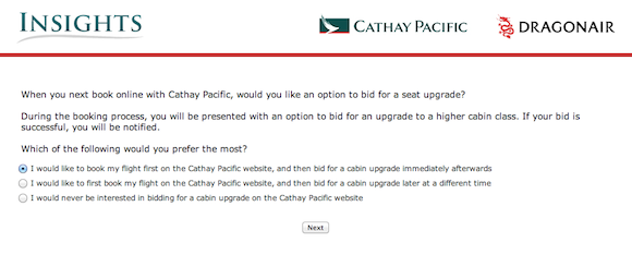 Bidding-System-Cathay-Pacific