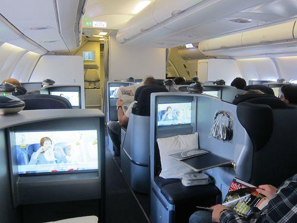 Airberlin Business Class A330 27