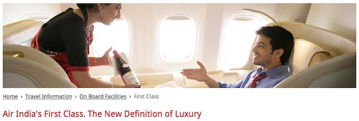 Air-India-First-Class