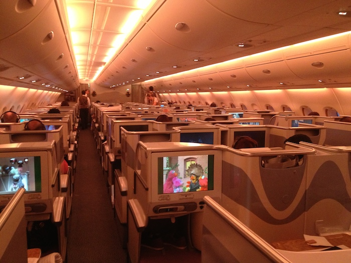 I M Flying Emirates A380 Business Class For The First Time One Mile At A Time