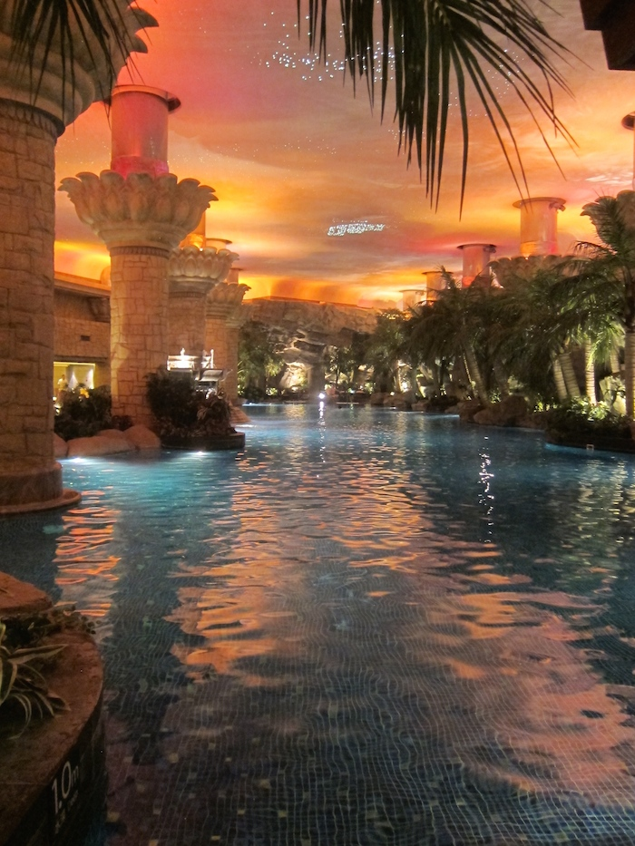 Grand Hyatt Beijing Pool Is AWESOME! - One Mile at a Time