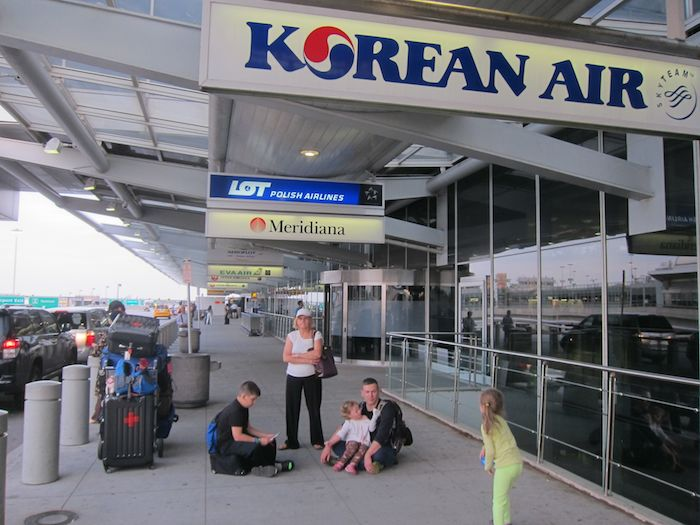 Review korean air lounge new york jfk one mile at a time for Best airport lounge program
