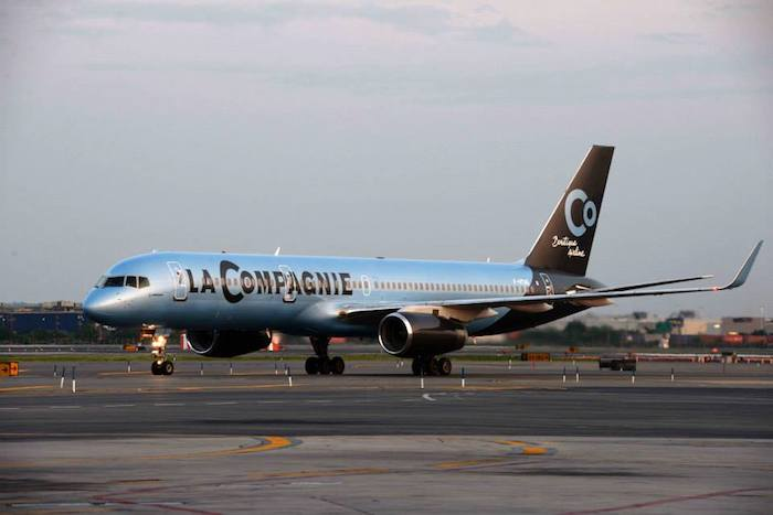 I m flying la compagnie from paris to newark today - La compagnie des comptoirs montpellier ...