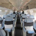 La Compagnie Business Class 757 02