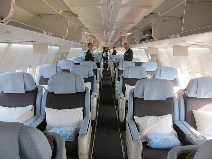 La Compagnie Business Class Paris To Newark Review One