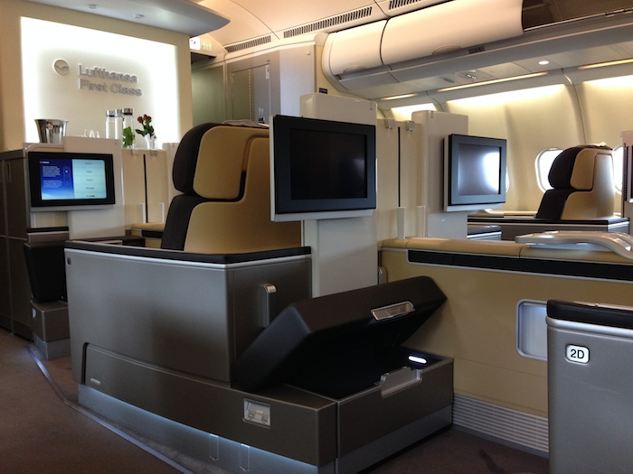 Best Ways To Book Lufthansa First Class Using Miles One