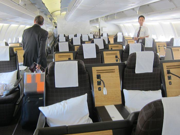 Swiss Business Class A330 01