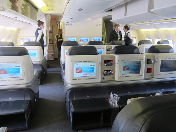 Turkish Airlines New San Francisco To Istanbul Flight