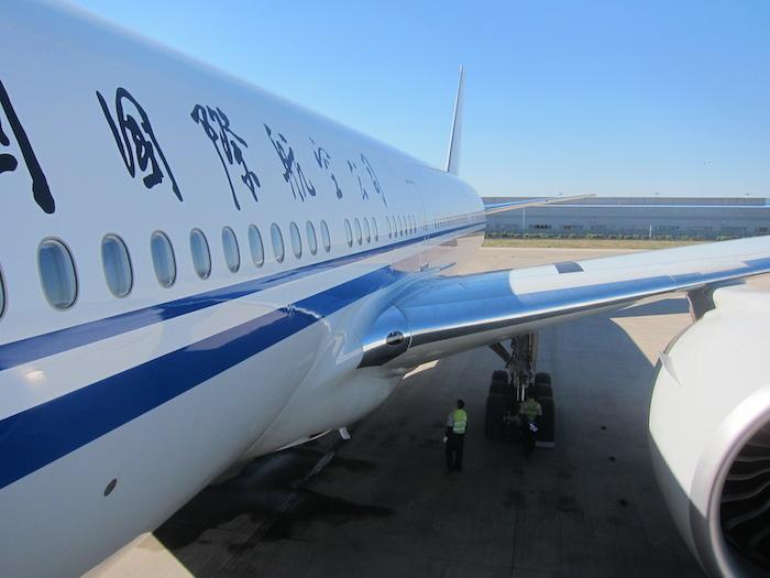 Air China 777