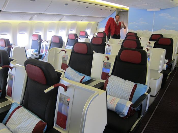 Austrian Vienna To Miami Flight Begins October 16 2015