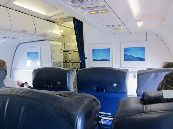 Review British Airways Club Europe A319 London To