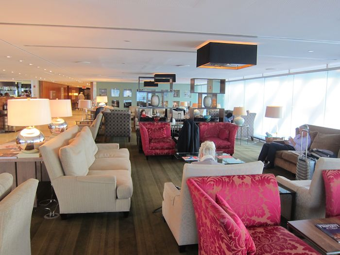 British Airways Concorde Room Jfk 16
