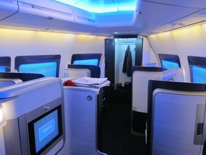 Review: British Airways First Class 747 New York To London ...British Airways First Class 777 Jfk To London