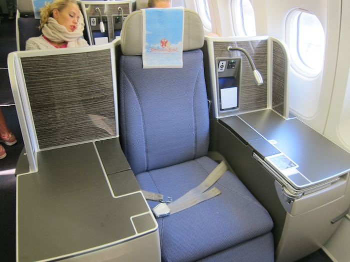 Review: Brussels Airlines Business Class A330 Brussels To