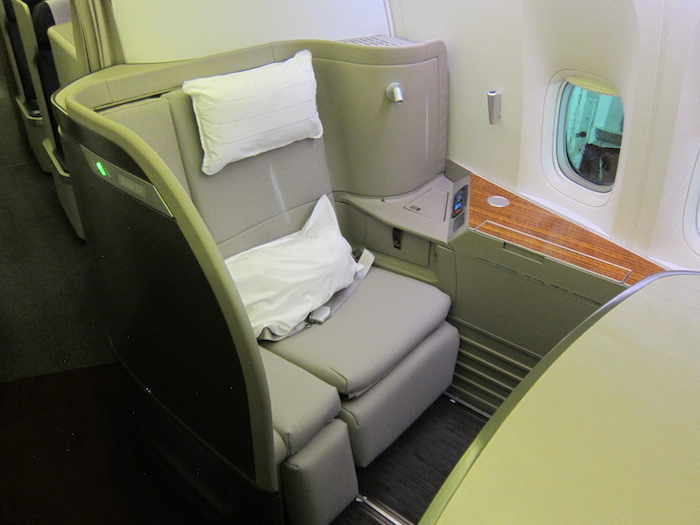 Cathay Pacific First Class 1