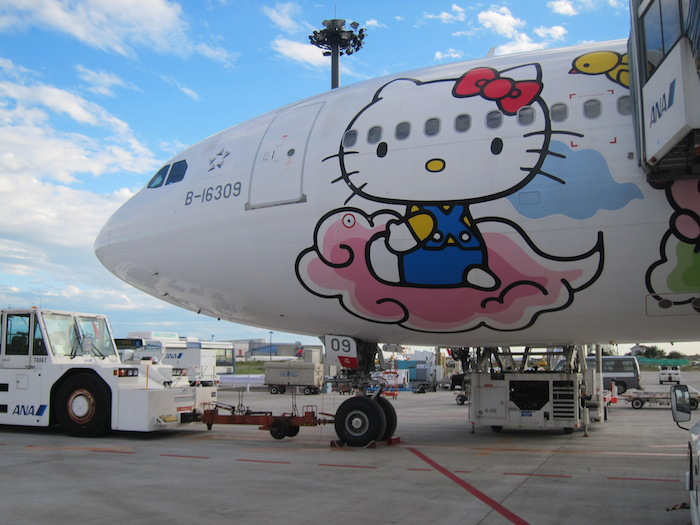 Hello Kitty Eva Air 1