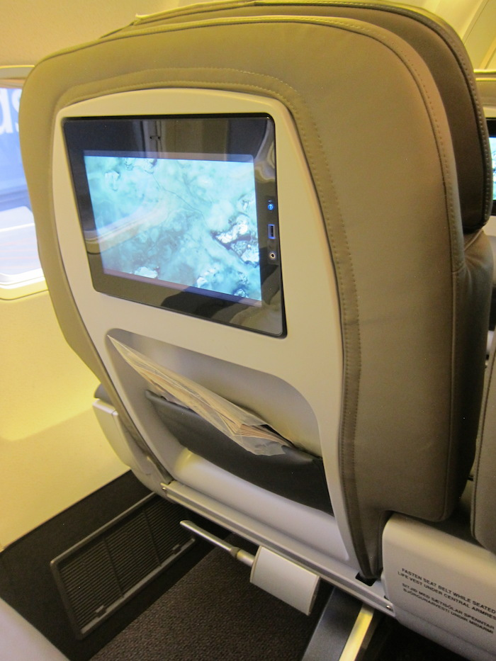 Icelandair Business Class Saga Class Review One Mile