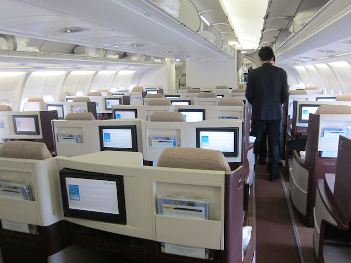 Jet Airways A330 Business Class - One Mile at a Time