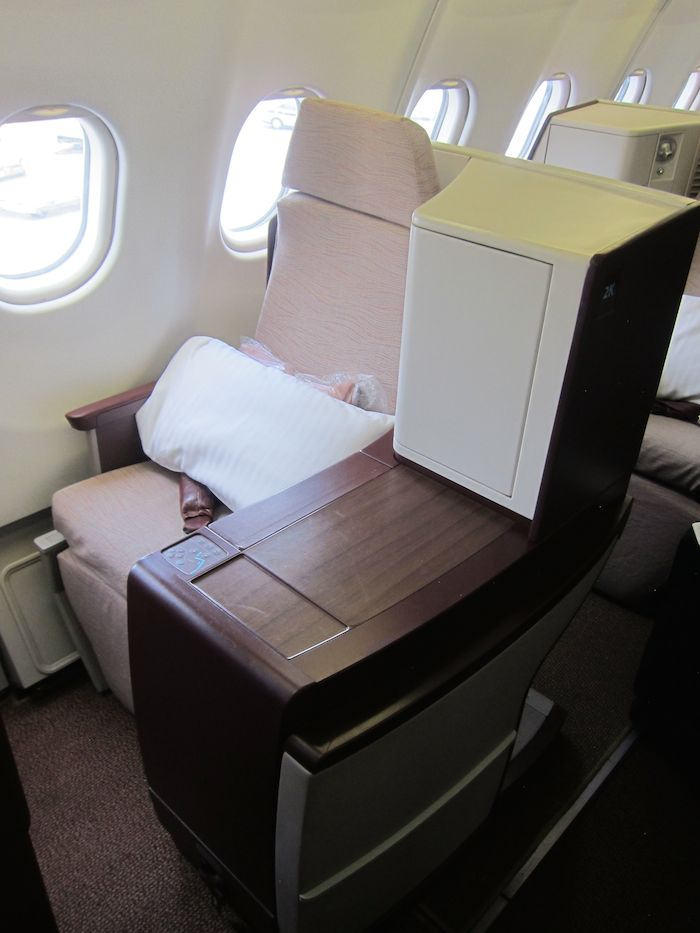 Jet Airways Business Class A330 04