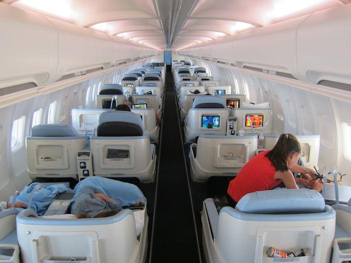 La Compagnie Business Class 52