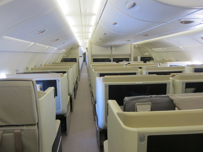 Best Singapore Airlines A380 Business Class Seat? - One Mile at a Time