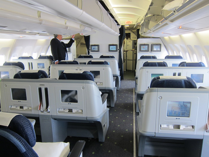 Tap Portugal A330 Business Class Miami To Lisbon One