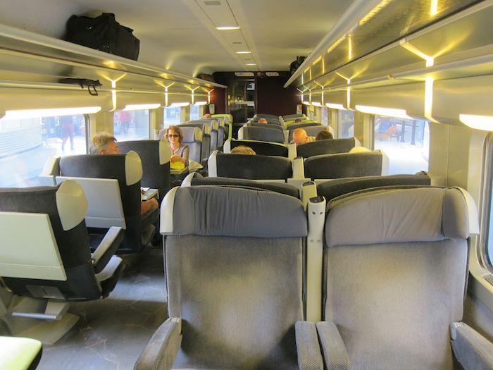 Tgv Train Brussels Paris 08
