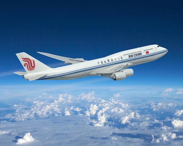 Air China 7478