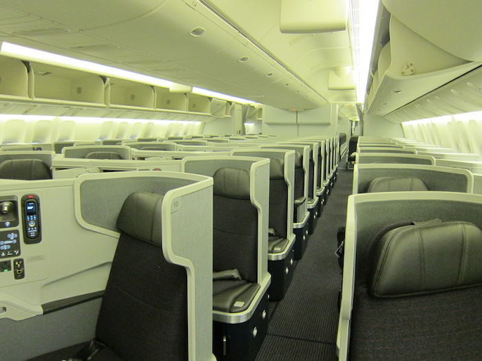 American Lie Flat Business Class Seats Coming To 757 One