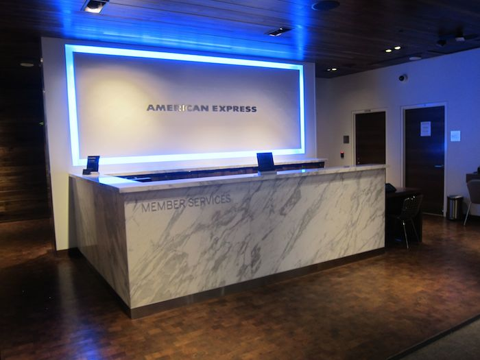 Review Amex Centurion Lounge Las Vegas Airport One Mile