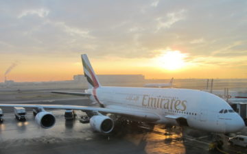 Emirates Permanently Downgrades Dallas Route From A380 To
