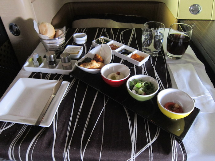 They Ran Out Of Food In Etihad First Class... AGAIN ...