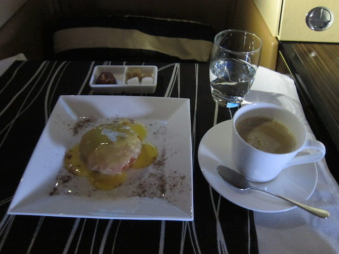 They Ran Out Of Food In Etihad First Class Again