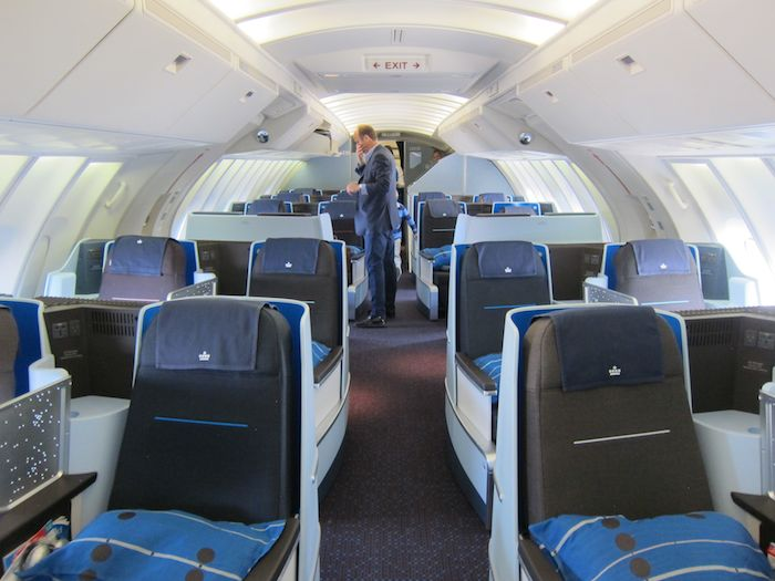 Klm Adding Fee For Economy Seat Assignments One Mile At