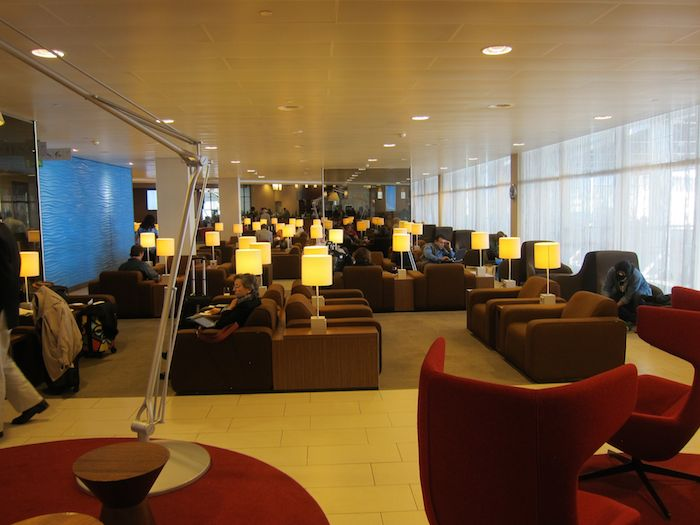 Klm Crowne Lounge Amsterdam 28